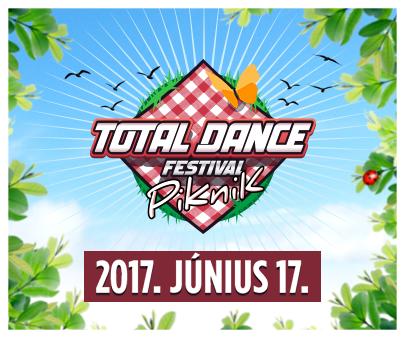 Total Dance Fesztivál Piknik
